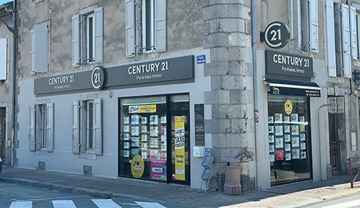 Agence immobilière CENTURY 21 PYRENEES IMMO, 09200 ST GIRONS